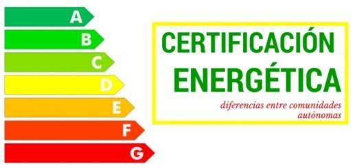 Certificación energética: diferencias entre comunidades autónomas