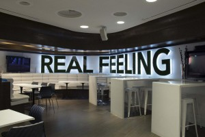 Nuestro proyecto de iluminación- Real Café Bernabéu