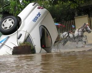 Inundaciones (Foto de Wikipedia)
