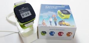 FiLIP, su primer smartwatch. (Foto tomada de http://diariowearable.com/)