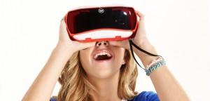 Visor de realidad virtual Mattel (Foto tomada de http://diariowearable.com/)